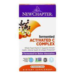New Chapter Fermented Activated C Complex