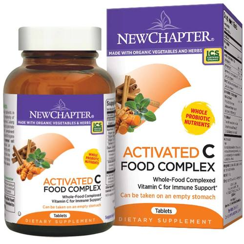New Chapter Activated C Food Complex - 90 Tabletten - 4632_1.jpg
