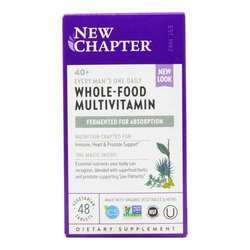 New Chapter Every Man's 40+ One Daily Whole-Food Multivitamin