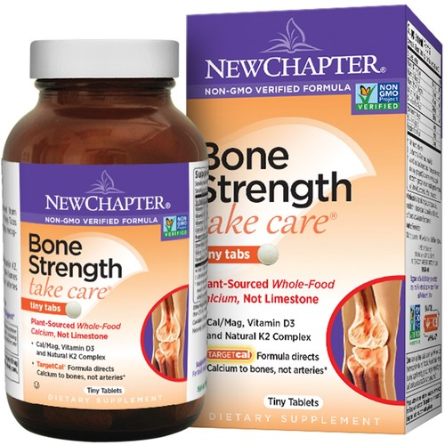 Tiny Tabs Bone Strength Take Care