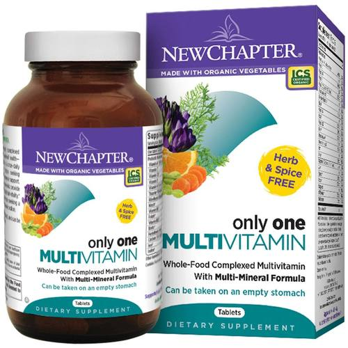 Only One Multivitamin