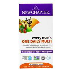New Chapter Every Man's One Daily Multi