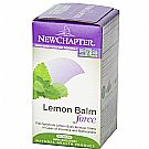 New Chapter Lemon Balm Force
