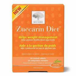 New Nordic Zuccarin Diet With Mulberry Leaf