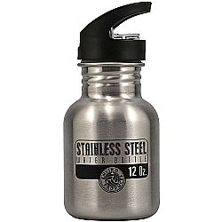 New Wave Enviro Stainless Steel Water Bottle