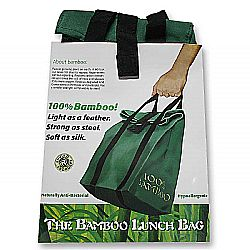 New Wave Enviro Bamboo Lunch Bag