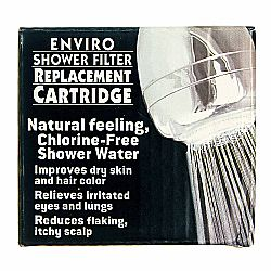 New Wave Enviro Premium Replacement Shower Filter Cartridge
