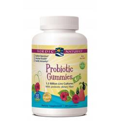 Nordic Naturals Probiotic Gummies KIDS