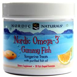 Nordic Naturals Nordic Omega-3 Gummy Fish
