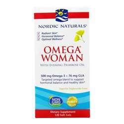 Nordic Naturals Omega Woman