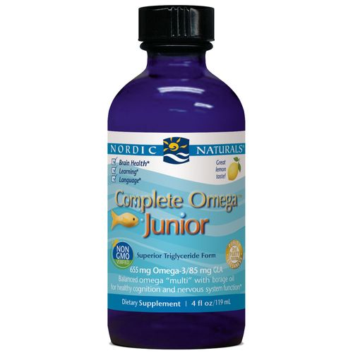 Complete Omega Junior Liquid