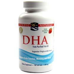 Nordic Naturals DHA 500 mg