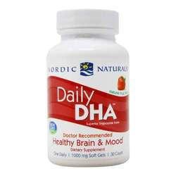 Nordic Naturals Daily DHA 480 mg