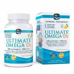 Nordic Naturals Ultimate Omega-D3