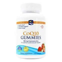 Nordic Naturals CoQ10 Gummies 100 mg