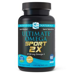 Nordic Naturals Ultimate Omega 2X Sport