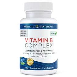 Nordic Naturals Vitamin B Complex