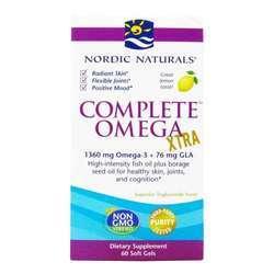 Nordic Naturals Complete Omega Xtra
