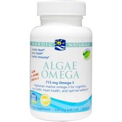 Nordic Naturals Algae Omega 715 mg