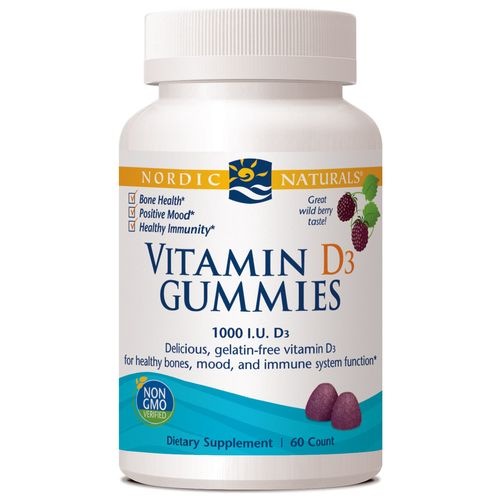 Vitamin D3 Gummies 1000 IU