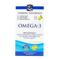Nordic Naturals Omega-3 690 mg