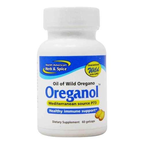 North American Herb And Spice Oreganol 60 Softgels Evitamins Com