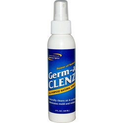 North American Herb And Spice Germ-A-Clenz Spray