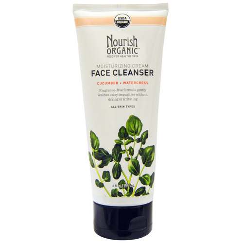 Moisturizing Cream Face Cleanser