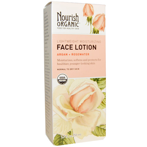 Lightweight Moisturizing Face Lotion