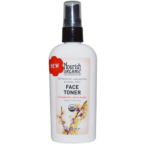 Refreshing and Balancing Face Toner