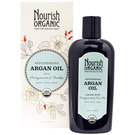 Nourish Organic Replenishing Argan Oil with Pomegranate and Rosehip