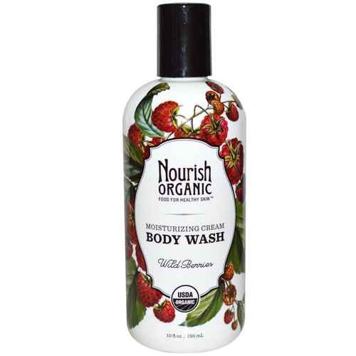 Moisturizing Cream Body Wash