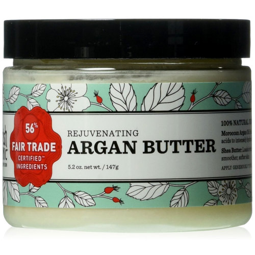 Rejuvenating Argan Butter