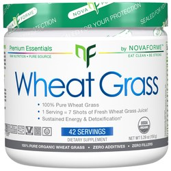 NovaForme Wheat Grass Powder