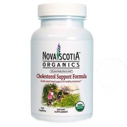 Nova Scotia Organics Cholesterol Support Formula