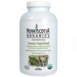Nova Scotia Organics Greens Superfood