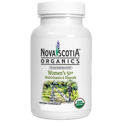 Women's 50 Plus Multivitamin and Minerals