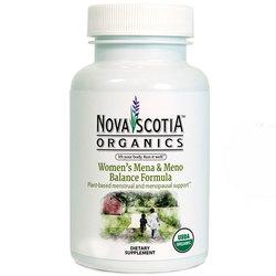 Nova Scotia Organics Women's Mena and Meno Balance Formula