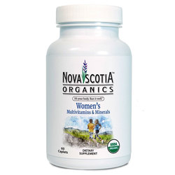 Nova Scotia Organics Women's Multivitamins and Minerals