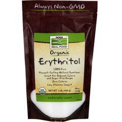 Now Foods Organic Erythritol