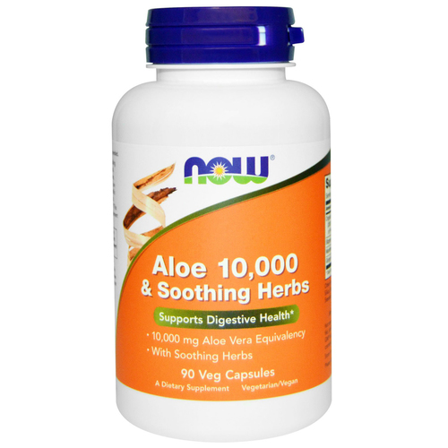 Aloe 10,000 and Soothing Herbs