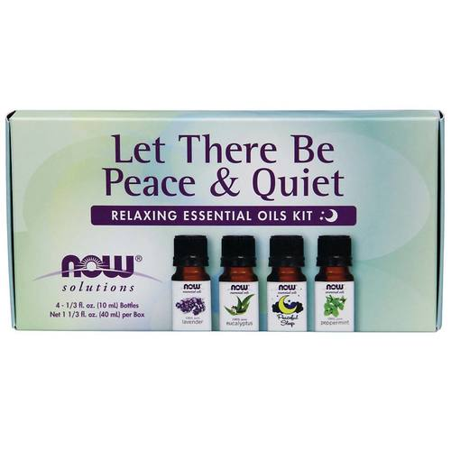 Let There Be Peace and Quiet Essential Oils Kit