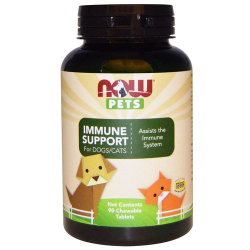 Immune Support for Dogs and Cats