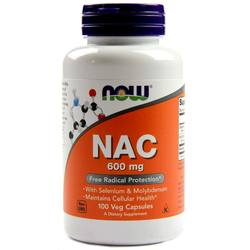 Now Foods NAC 600 mg