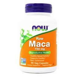 Now Foods Raw Maca