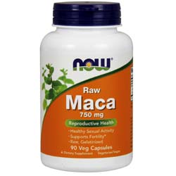 Now Foods Raw Maca