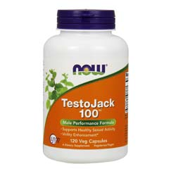 Now Foods TestoJack 100