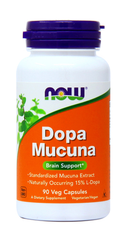Now Foods DOPA Mucuna - 90 VCapsules - 1.jpg