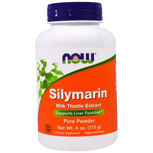 Now Foods Silymarin  - 4 oz Powder - 275776_1.jpg