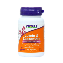 Now Foods Lutein  Zeaxanthin